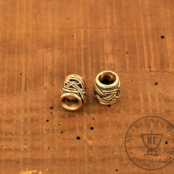 6mm beard Beads