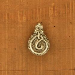 Serpent Pendant